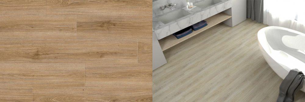 lantai vinyl white oak