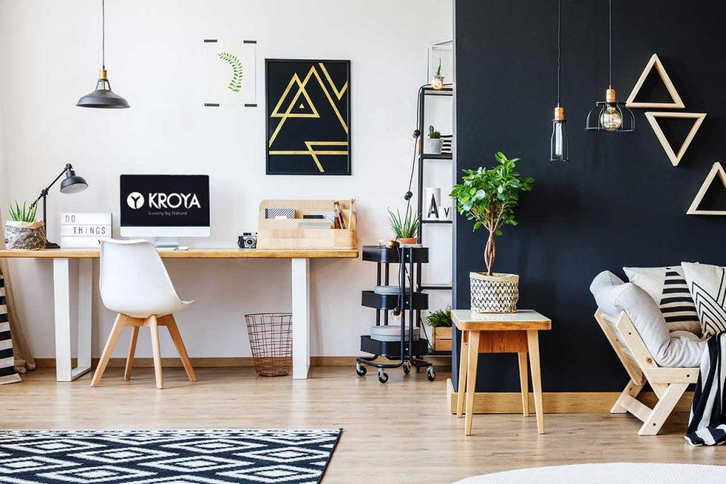 6 Tips Mendesain Interior Rumah Ber a Tropis – KROYA Floors Indonesia