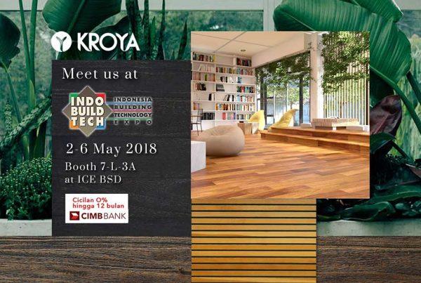 kroya floors indobuildtech 2018